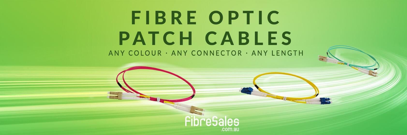 Rapidconnect Patch cables